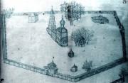 Агапитов Маркушевский Никольский монастырь - Заречье (Маркуша, Подмонастырское) - Тарногский район - Вологодская область