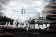 Церковь Успения Пресвятой Богородицы (бывшего монастыря преподобного Левкия Волоколамского) - Левкиево - Шаховской район - Московская область
