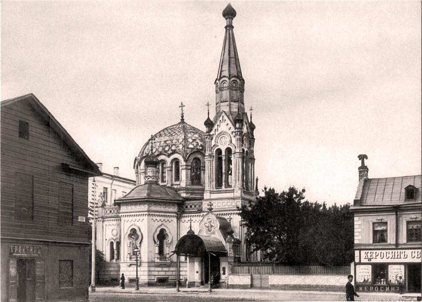 Церковь Александры Римской при Образцовом детском приюте великой княгини Александры Николаевны, Санкт-Петербург