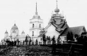 Церковь Николая Чудотворца - Ошта (Оштинский погост) - Вытегорский район - Вологодская область