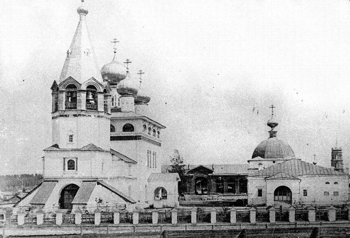 Собор Благовещения Пресвятой Богородицы, Кунгур