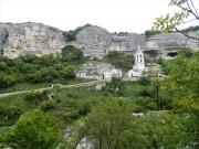 Бахчисарай. Успенский мужской монастырь. Церковь Георгия Победоносца