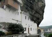 Бахчисарай. Успенский мужской монастырь. Церковь Марка Евангелиста (пещерная)