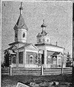 Церковь Пантелеимона Целителя - Новоягодное - Знаменский район - Омская область