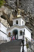 Успенский мужской монастырь. Колокольня Успенской части монастыря - Бахчисарай - Бахчисарайский район - Республика Крым