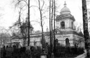 Церковь Георгия Победоносца на  Большеохтинском кладбище - Санкт-Петербург - Санкт-Петербург - г. Санкт-Петербург