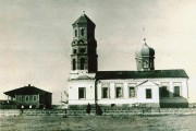 Церковь Успения Пресвятой Богородицы - Курган - Азовский район - Ростовская область