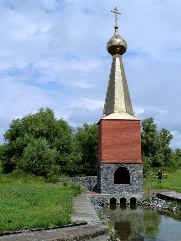 Часовня Казанской иконы Божией Матери, Старое Вечканово