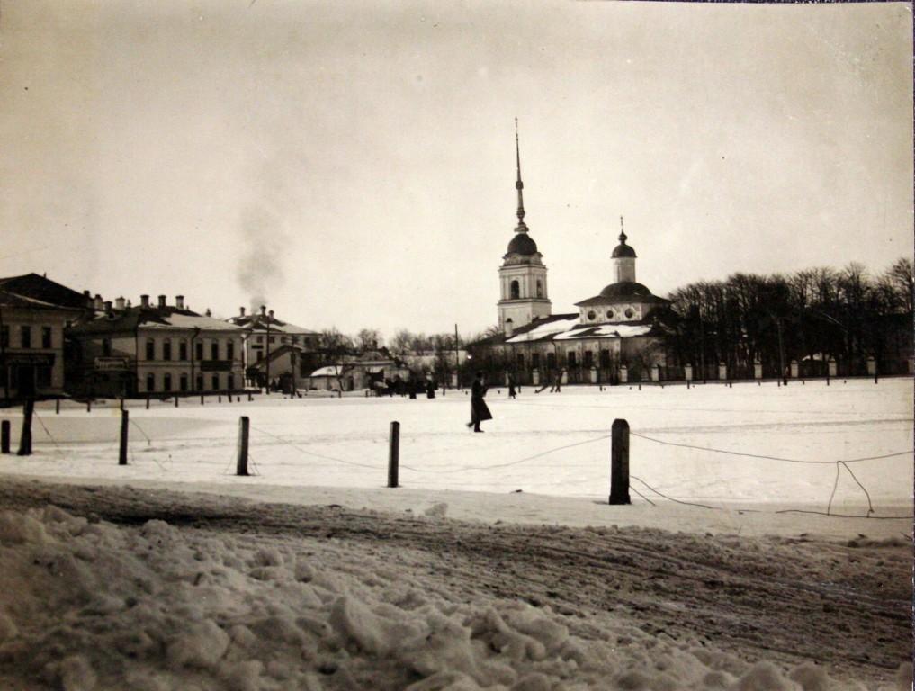 Церковь Кирилла Белозерского при духовной семинарии, Вологда