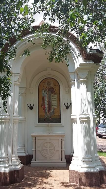 Церковь Сергия Радонежского, Йоханнесбург