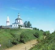 Церковь Введения во Храм Пресвятой Богородицы - Тобольск - Тобольский район и г. Тобольск - Тюменская область