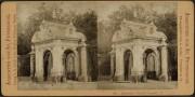 Центральный район. Александра Невского в ограде Летнего сада, часовня