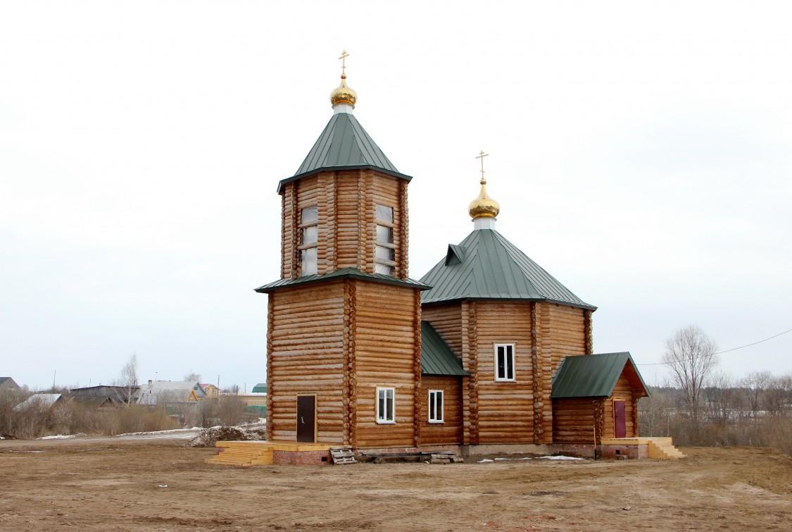 Церковь Лазаря Галисийского, Лазарево