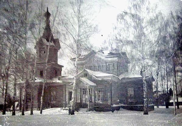 Церковь Сергия Радонежского, Актыгашево
