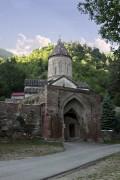 Монастырь Тимотесубани. Церковь Успения Пресвятой Богородицы - Тимотесубани - Самцхе-Джавахетия - Грузия