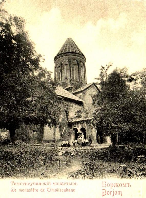 Монастырь Тимотесубани. Церковь Успения Пресвятой Богородицы, Тимотесубани
