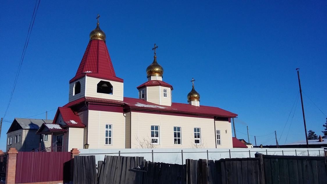 Церковь Михаила Архангела, Улёты