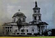 Раздорская. Донской иконы Божией Матери, церковь