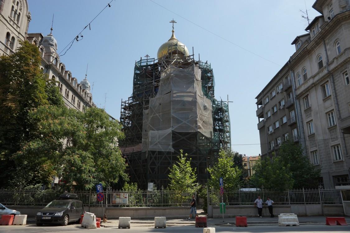 Церковь Николая Чудотворца-Бухарест, Сектор 3-Бухарест-Румыния