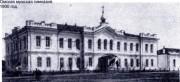 Церковь Александра Невского при 1-ой мужской гимназии - Омск - г. Омск - Омская область