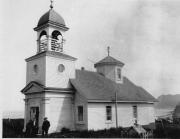 Церковь Вознесения Господня - Карлук - Аляска - США