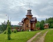 Часовня Троицы Живоначальной - Кинчино - Белохолуницкий район - Кировская область