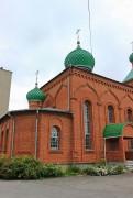 Церковь Покрова Пресвятой Богородицы - Миасс - г. Миасс - Челябинская область