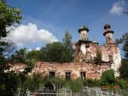 Церковь Илии Пророка на Ельме - Горка-Ильинская - Вологодский район - Вологодская область
