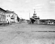 Часовня Николая Чудотворца - Повенец - Медвежьегорский район - Республика Карелия