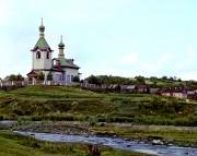 Церковь Зосимы и Савватия Соловецких - Усланка - Подпорожский район - Ленинградская область