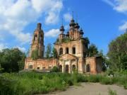 Церковь Вознесения Господня - Углево - Галичский район - Костромская область