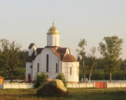 Церковь Анастасии Узорешительницы - Бычиха - Городокский район - Беларусь, Витебская область