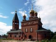Борисково. Илии Пророка, церковь