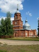 Церковь Михаила Архангела - Новоюрьево - Староюрьевский район - Тамбовская область