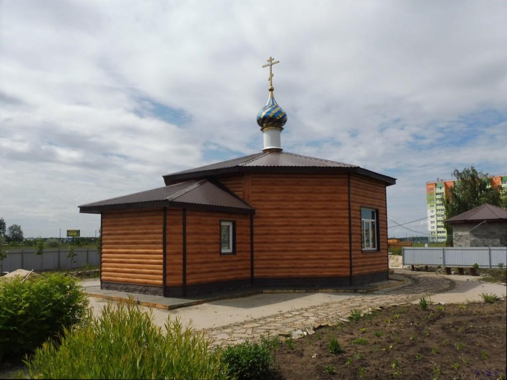 Церковь Благовещения Пресвятой Богородицы, Южноуральск