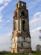 Спасо-Преображенский Геннадиев монастырь. Колокольня - Слобода - Любимский район - Ярославская область
