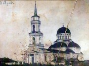 Церковь Троицы Живоначальной - Бобров - Бобровский район - Воронежская область