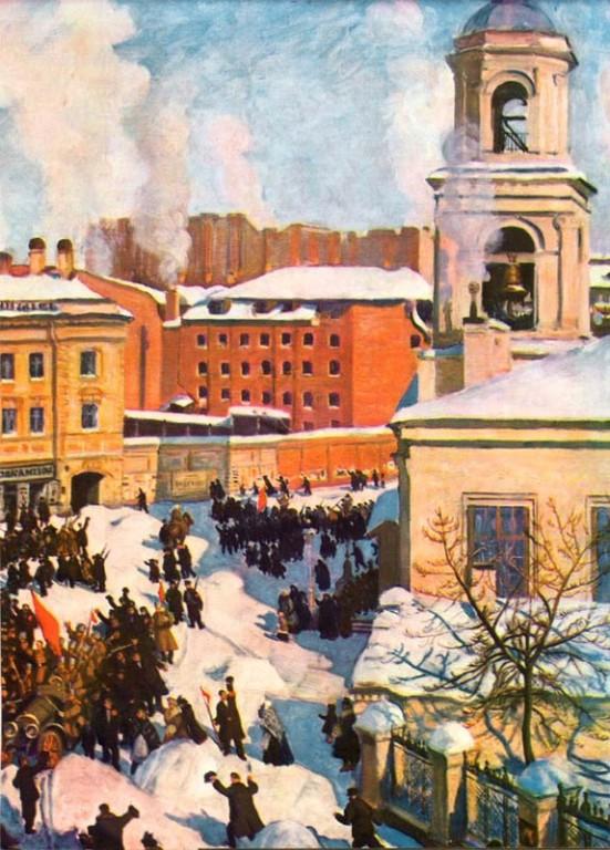 Церковь Введения во храм Пресвятой Богородицы, Санкт-Петербург