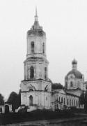 Церковь Всех Святых - Пачи - Тужинский район - Кировская область