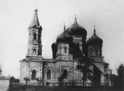 Церковь Успения Пресвятой Богородицы - Ольгинская - Аксайский район - Ростовская область