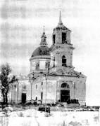 Церковь Покрова Пресвятой Богородицы - Елизаветинская - Азовский район - Ростовская область