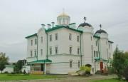 Томск. Богородице-Алексиевский монастырь. Церковь Трёх Святителей