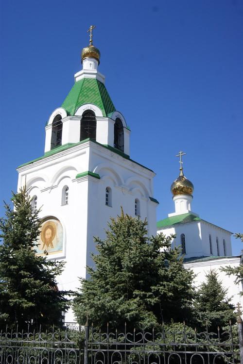 Церковь Андрея Первозванного, Маркс