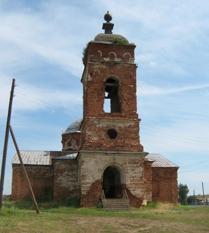 Церковь Покрова Пресвятой Богородицы, Липовка