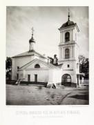 Церковь Николая Чудотворца, что на Курьих ножках - Москва - Центральный административный округ (ЦАО) - г. Москва