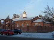 Успенский женский монастырь. Церковь Успения Пресвятой Богородицы - Оренбург - г. Оренбург - Оренбургская область