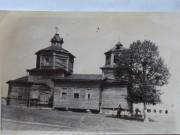 Церковь Троицы Живоначальной (старая) - Лебедино - Алексеевский район - Республика Татарстан