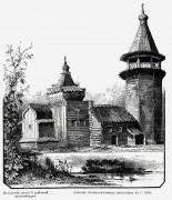 Церковь Параскевы Пятницы - Шуерецкое - Беломорский район - Республика Карелия