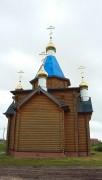 Церковь Ксении Петербургской - Раменские дворики - Рыбновский район - Рязанская область