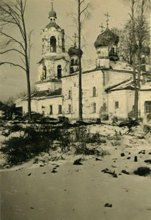 Церковь Димитрия Солунского, Старая Русса
